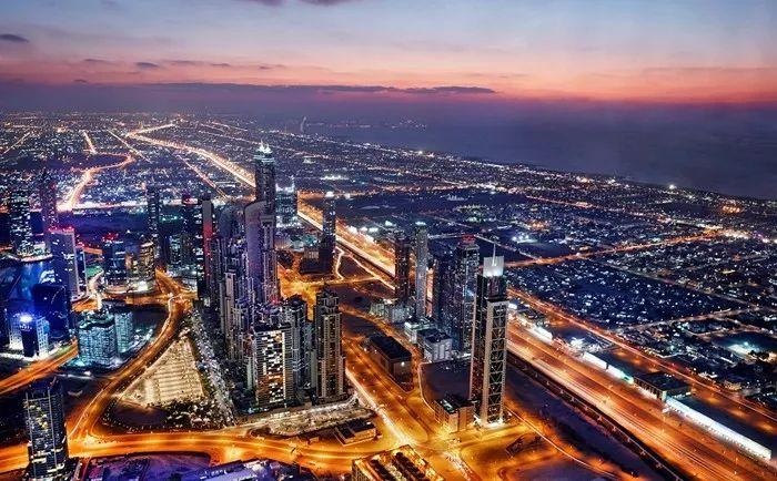 阿联酋失业率世界最低,新兴技术为迪拜变革提供了机会