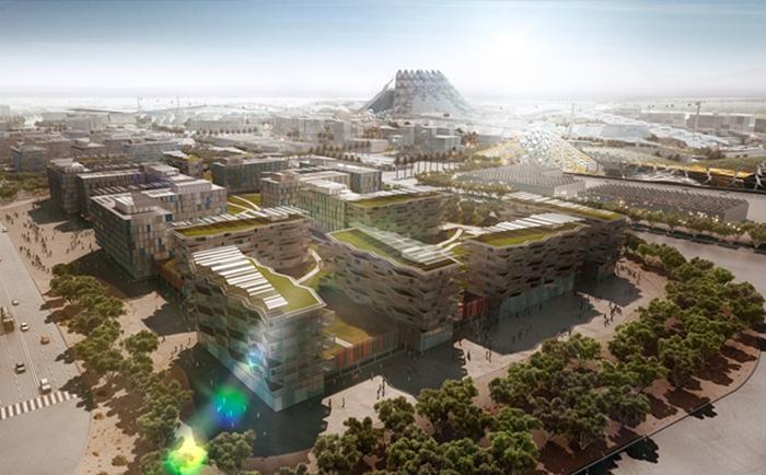 2020年即将到来的世博会对迪拜房价有何影响?