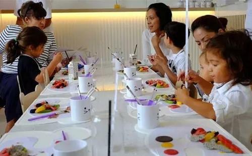 迪拜迎来世界第一家儿童健康餐厅开业