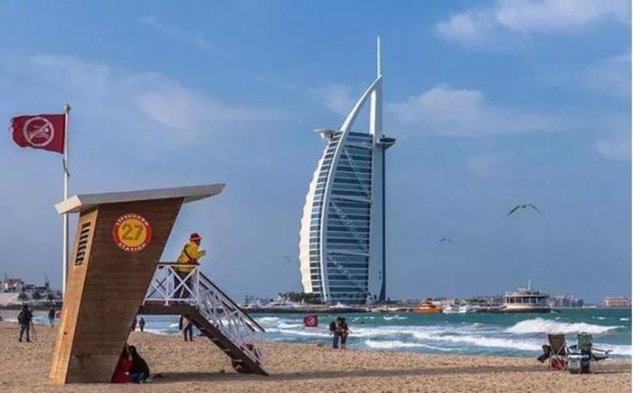 今年上半年,中国游客成迪拜第四大接待群体