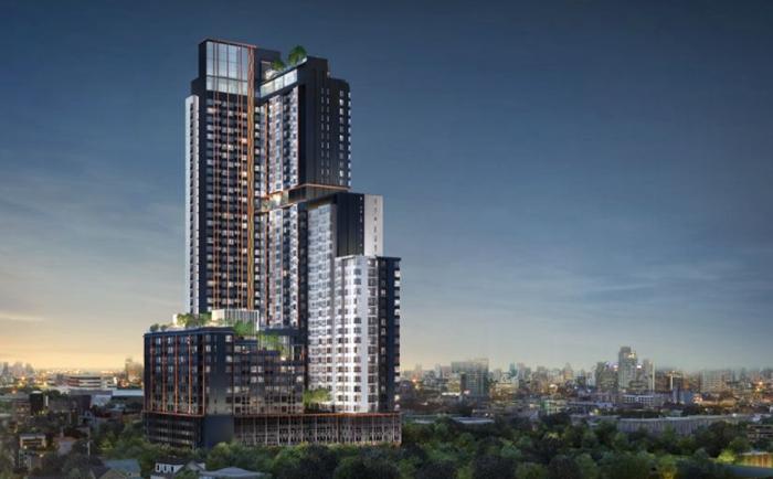 泰国XT HUAI KHWANG公寓