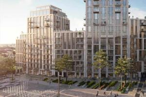 英国London dock公寓