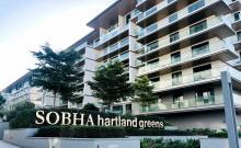 迪拜Heartland心领地公寓