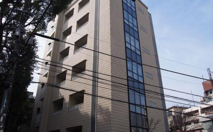 日本东京港区南麻布二手公寓