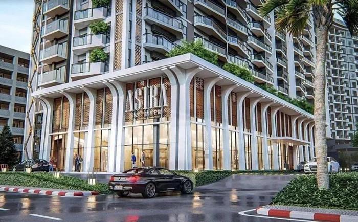 泰国Astra Sky River公寓