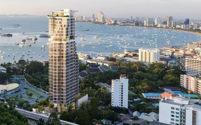 泰国The Muse Balihai公寓