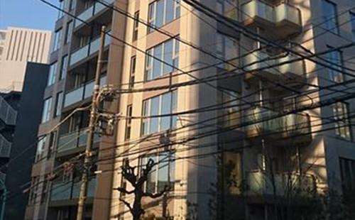 日本东京涩谷区恵比寿南二手公寓