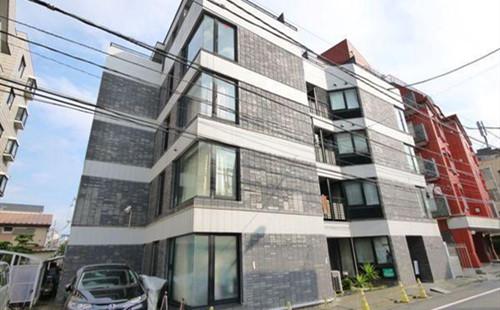 日本东京涩谷区新宿新都心二手公寓