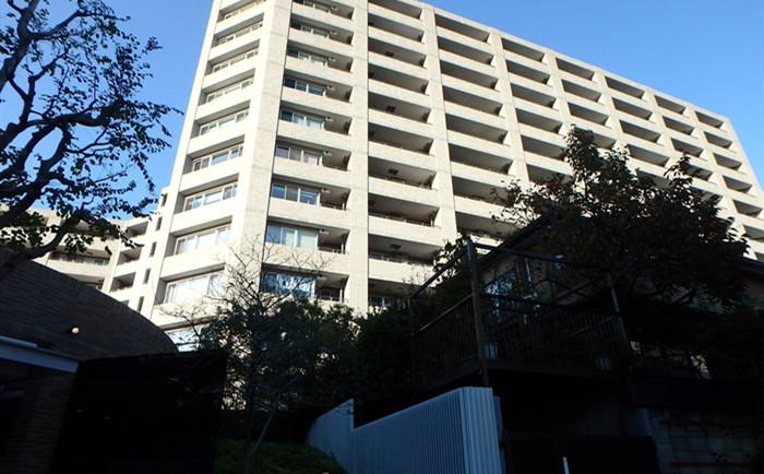 日本东京世田谷区ート用賀二手公寓