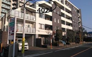 日本东京世田谷区千歳烏山二手公寓
