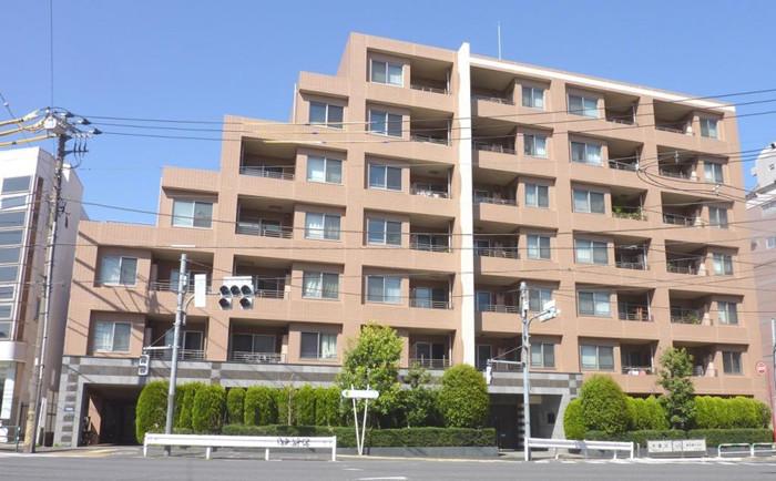 日本东京世田谷区学芸大学二手公寓