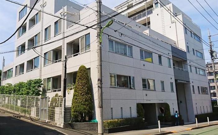 日本东京世田谷区自由が丘二手公寓