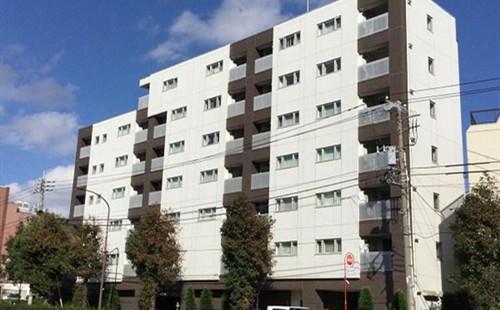 日本东京世田谷区谷桜丘二手公寓