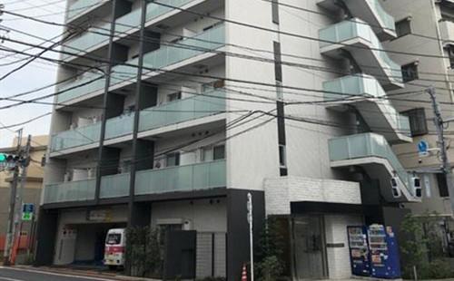 日本东京世田谷区谷上馬二手公寓
