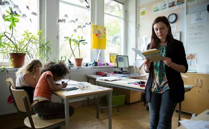瑞典教育独具特色:注重培养孩子的创造力