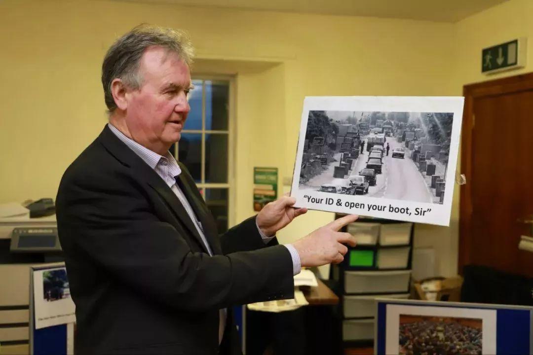 一旦英国脱欧成功,爱尔兰边境居民将会如何?