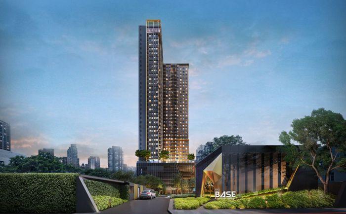 泰国The Base Pechaburi-Thonglor公寓