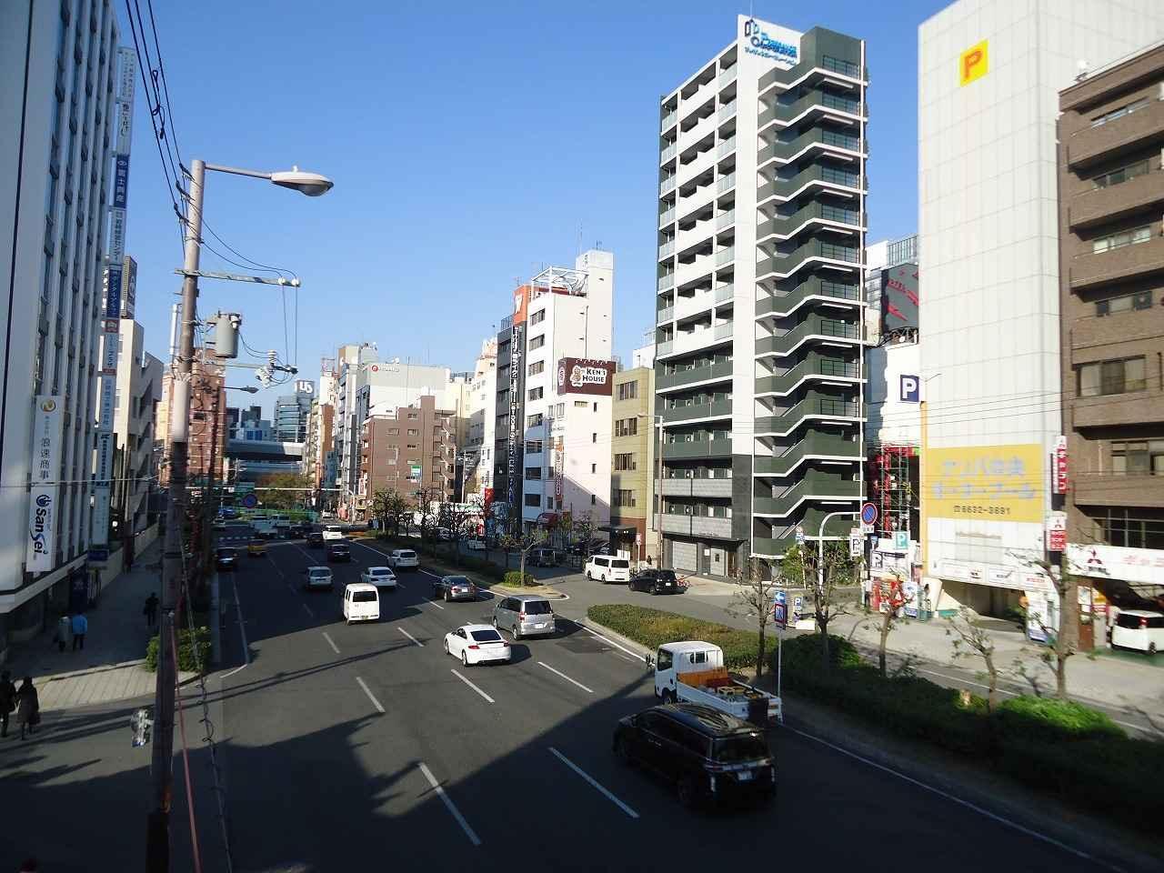 日本大阪浪速区難波駅前二手公寓