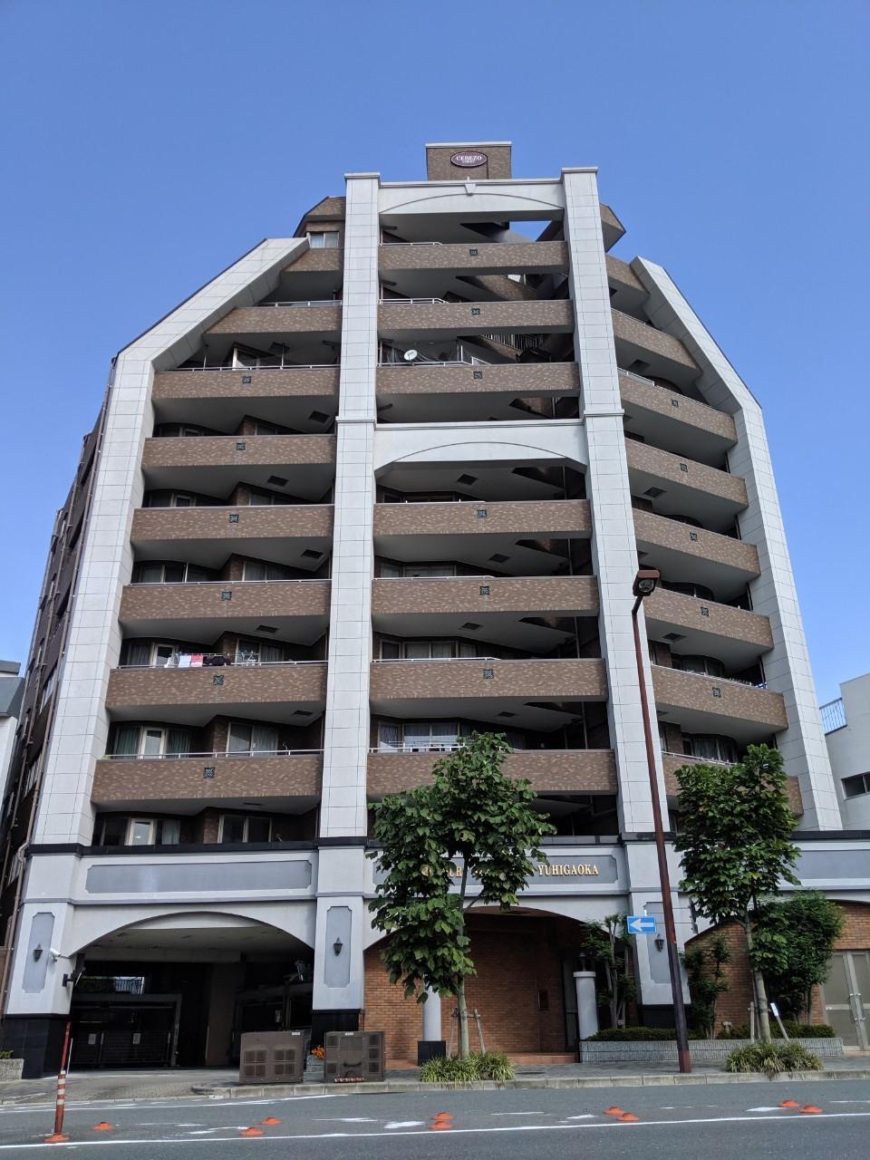 日本大阪天王寺区四天王寺夕陽丘二手公寓
