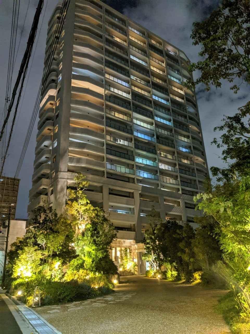 日本大阪天王寺区夕陽ヶ丘二手公寓
