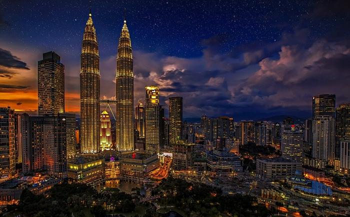 没有语言限制的移居地,长期免签马来西亚