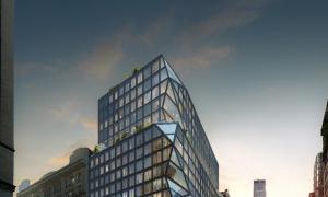 美国纽约峯汇公寓