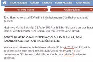 2020年土耳其恢复4%的房产交易税