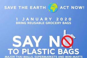 泰国开始抵制白色污染!世界各国为此又做了什么?