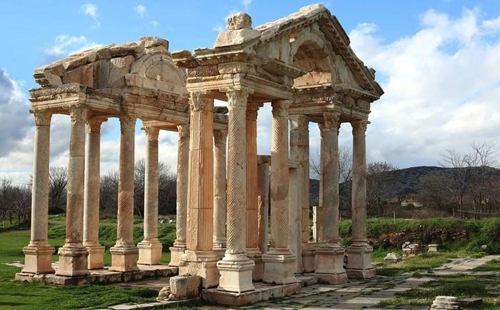 浪漫的星月大陆,土耳其风光得天独厚