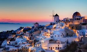 希腊居留卡